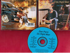 "Dan Penn: ""Do Right Man"" (Soul CD,6/94) TREMENDOUS! One of the GREAT composers"