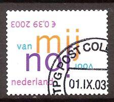 Nederland - 2003 - NVPH 2198 -  Gestempeld - AM334