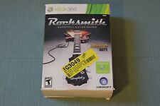 Rocksmith XBOX 360 WITH CABLE