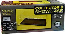 MODEL DISPLAY CASE 1:24 Plastic Acrylic Box Model Diecast Car Boxes