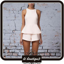FINDERS KEEPERS STRANGER IN PARADISE PLAYSUIT Size Small RRP $139.00 (14A)