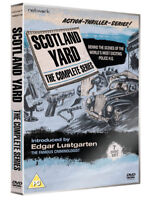Scotland Yard: The Complete Series DVD (2013) Russell Napier cert PG 6 discs