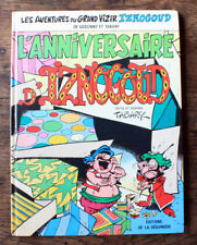 L'ANNIVERSAIRE D'IZNOGOUD - GOSCINNY TABARY - EDITIONS DE LA SÉGUINIÈRE
