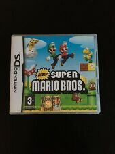 New Super Mario Bros. (Nintendo DS, 2006) - Italiano completo !