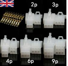 SALEBUY1GET1FREE 2.8mm 2/3/4/6/9 Way/pin Electrical Connector Car MotorbikeAuto
