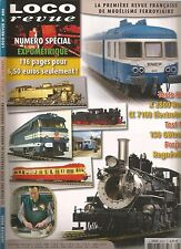 LOCO REVUE N°690 PROJET : REGNEVILLE / TEST HO : X2800 ROCO - CC 7100 ELECTROTEN