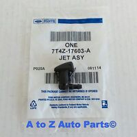 NEW 2007-2010 Ford Edge Windshield Washer Spray Jet Nozzle, OEM Ford