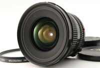 【MINT-】 Canon New FD NFD 20mm F2.8 Wide Angle MF Prime Lens From JAPAN