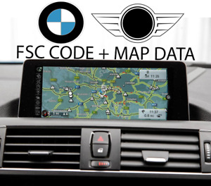 BMW MINI NAVI CIC NBT***MAP + CODE*** 2022 MOTION MOVE PREMIUM NEXT EVO ROUTE++