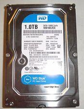 Western Digital 1tb 1000gb SATA Hard Drive 3.5 WD10EZEX-08WN4A0