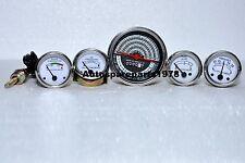 Allis Chalmers Gauge kit D19 Diesel &Gas Tachometer+Temp+ Oil Pressure+ Fuel+Amp