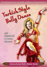 Turkish Style Belly Dance with the Expert Artemis DVD Video
