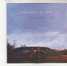 (DL751) Creatures of Love, Boy Crimes - 2012 DJ CD