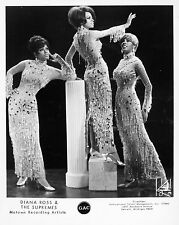 """Diana Ross and the Supremes 10"""" x 8"""" Photograph no 206"""