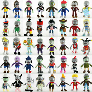 "12"" PLANTS vs. ZOMBIES PVZ Soft Plush Toy Stuffed Doll Teddy Kids gift"