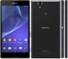 "SONY XPERIA T2 ULTRA DUAL 1gb 8gb Quad Core 6"" 13mp Dual Sim Android Smartphone"