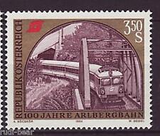Österreich Nr. 1786  **  Tauernbahn auf der Falkensteinbrücke