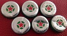 Crown Cap KK Heineken Quality Niederlande Nederland 6x Kronkorken Bottle Cap