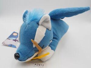 "Tales Of Vesperia A2412 Repede Dog Bandai Namco Plush 8"" Stuffed Toy Doll Japan"