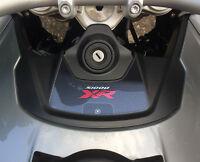 PROTEZIONE CHIAVE in RESINA GEL 3D ADESIVO compatibile per MOTO BMW S1000XR