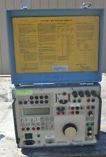 Programma Sverker 750 Relay Test Meter Unit Tester Used Free Shipping
