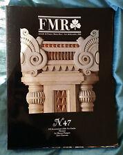 Rivista d'arte FMR (mensile di Franco Maria Ricci - n°47 1986       1/16