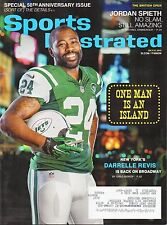 Sports Illustrated 7/27/15 DARRELLE REVIS One Man Is An Island 50th Anniversary