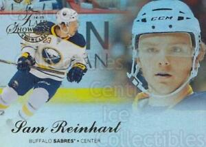 2014-15 Fleer Showcase Flair #66 Sam Reinhart