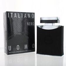 ITALIANO NERO UOMO for MEN by ARMAF 3.4oz/100ML Eau De Toilette Spray BRAND NEW