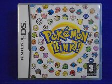 ds POKEMON LINK A Multiplayer Puzzle Game Lite DSi 3DS PAL UK REGION FREE