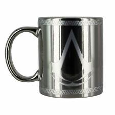 Assassin's Creed Chrome Coffee Tea Mug Gaming Merchandise