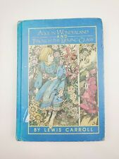 Vintage Alice's Adventures in Wonderland and Through the Looking-Glass 1982