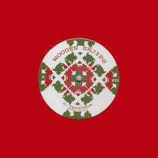 "Wooden Shjips - O Tannenbaum - CHRISTMAS 12"" LP - RED VINYL - Holiday Album"