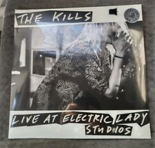 RSD 2018 The Kills Live at Electric Lady Studios Vinyl Album Limited to 2700