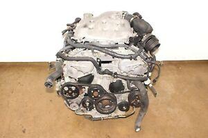 03 04 05 06 NISSAN 350Z INFINITY G35 ENGINE 3.5L V6 VQ35DE MOTOR Z33 JDM VQ35