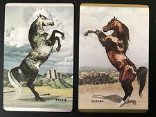 Horses , Swap Card pair
