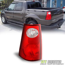 2001-2005 Ford Explorer Sport Trac Replacement Tail Lights Lamps LH Driver Side