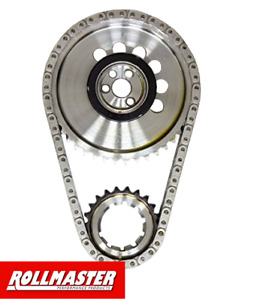 ROLLMASTER 3 BOLT CAM SINGLE ROW TIMING CHAIN KIT FOR HSV W427 VE LS7 7.0L V8