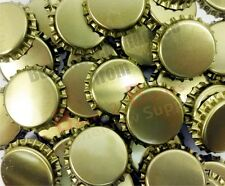 Crown Seals Bottle caps gold - 1000 seals - For the Home Brew Hobbyist