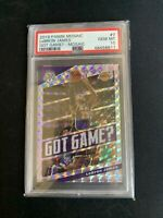 2019 PANINI MOSAIC LEBRON JAMES GOT GAME? #7 MOSIAC PSA 10 GEM MINT