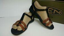 Keen Rose City T Strap Sandal - Women's Size 5, Black/Tortoise Shell