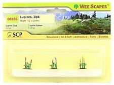 """Wee Scapes 00356, Lupines, 1/2"""" 3pk"""