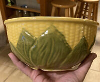 "Shawnee CORN KING 7 3/4"" #8 Mixing Bowl"