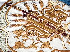 Segensvelum Velum NEU für Eucharistischen Segen Fronleichnamsprozession IHS