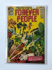 Forever People 7 Jack Kirby 4th World Comic Book MO2-23