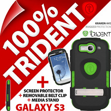 NEUF TRIDENT KRAKEN AMS PROTECTION COQUE ROBUSTE Housse pour Samsung Galaxy S3
