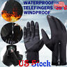 Touch Screen Windproof Unisex Winter Gloves Thermal Outdoor Sports Cycling Ski
