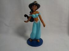 Disney Aladdin Princess Jasmine PVC Figure or Cake Topper on Base