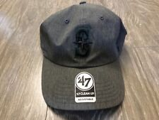 finest selection b1661 d94e3 Seattle Mariners  47 Clean Up Adjustable Spring Training Hat New without Tag