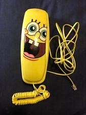 Spongebob Squarepants Room Corded Telephone - Yellow
